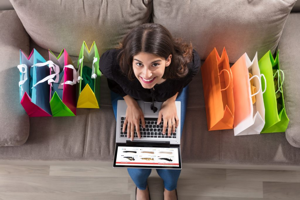 Let Shoppers know you have an Online Store